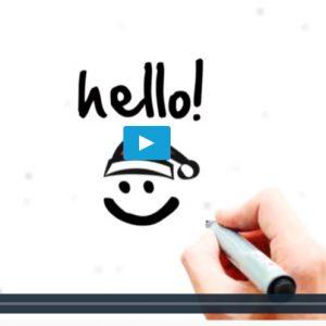 Video felicitación navidad escrito