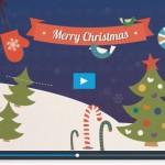 Video Feliz Navidad Infantil
