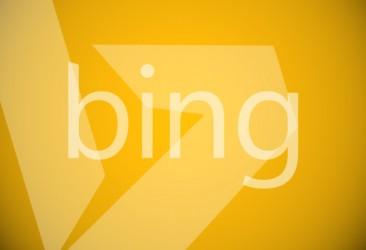 Bing Algoritmo