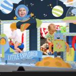 Video Álbum Primer Cumpleaños Fantasía bebe9118154