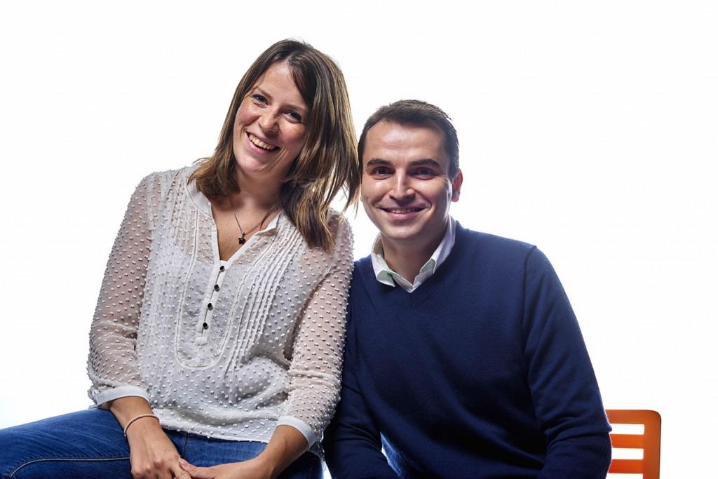 Fernando López y Alicia Pac