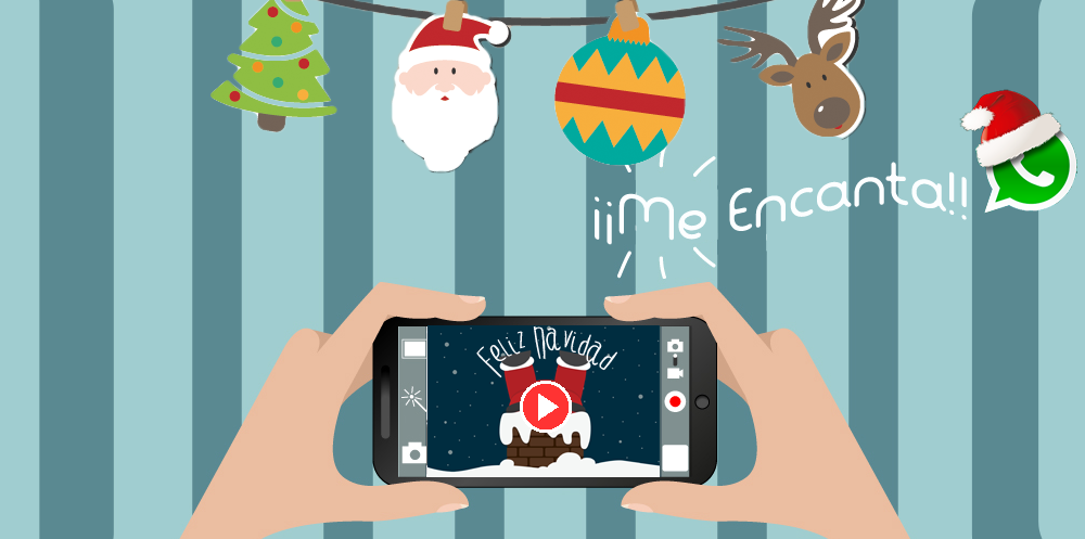 Videos De Felicitaciones De Navidad Personalizadas.Videos Felicitacion Navidad Corporativos Empresa Marketing