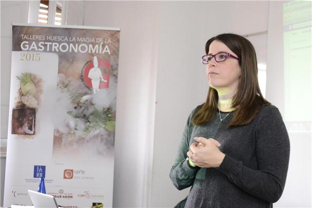 Taller de Gastronomía sobre Marketing en Internet