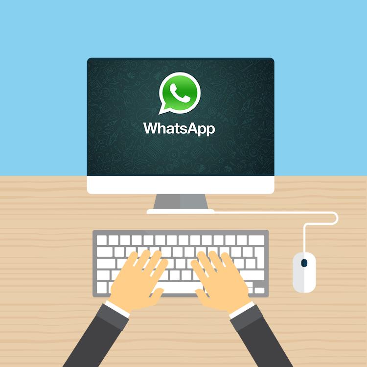 Cómo utilizar Whatsapp en el ordenador
