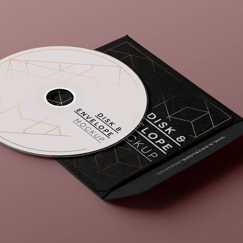 Mock-Up Disk